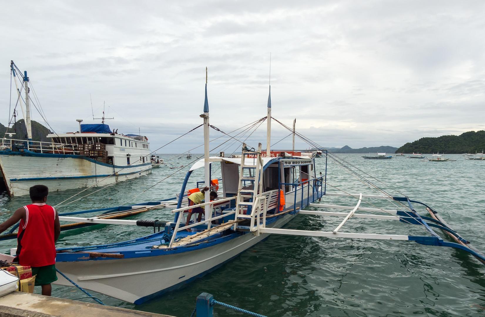 Лодка Корон — Эль-Нидо