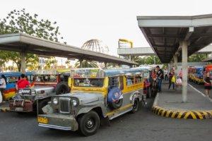 джипни в Маниле, Филиппины