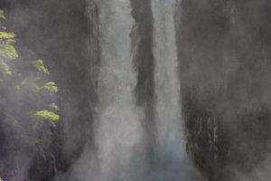 Водопад Мария и Кристина, Филиппины