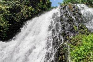Waterfall Mimbalut, Philippines