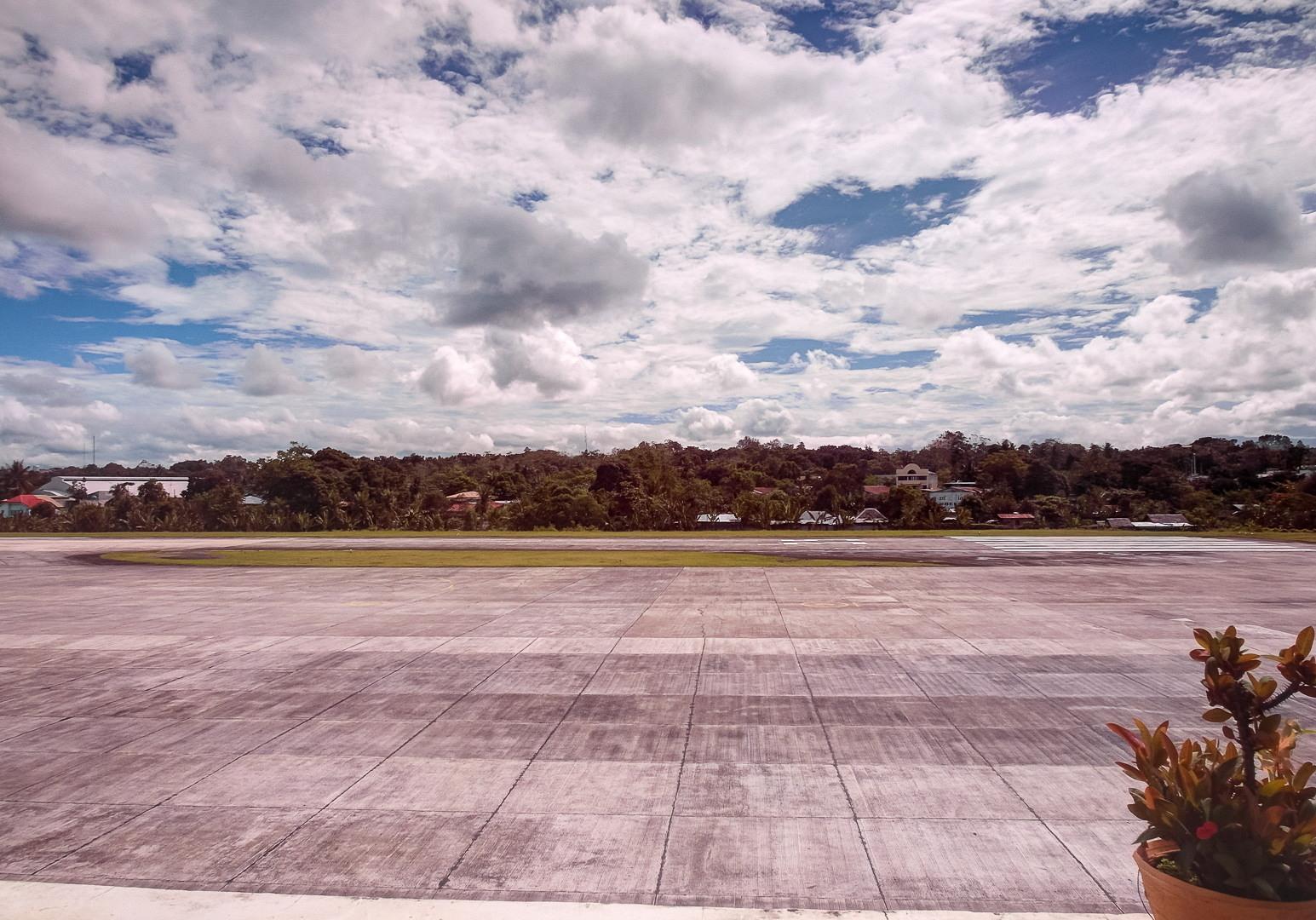 Взлётная полоса Tagbilaran, Филиппины