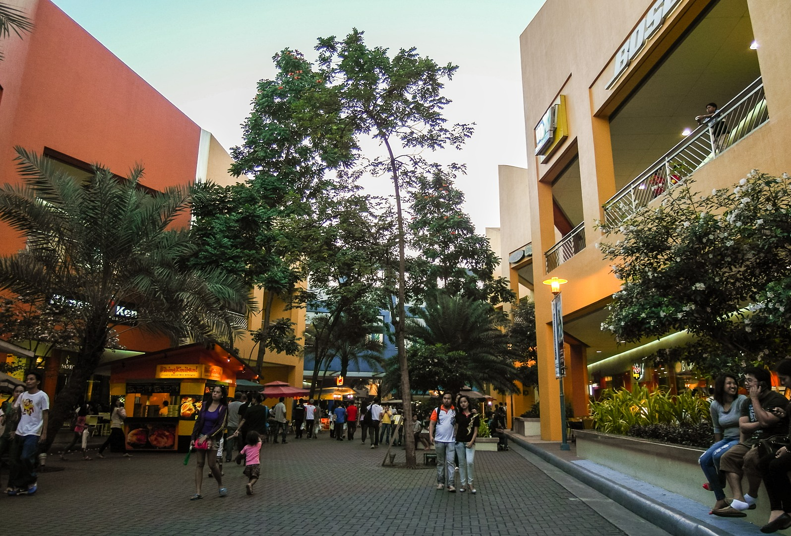 Shopping center Mall Of Asia, Philippines
