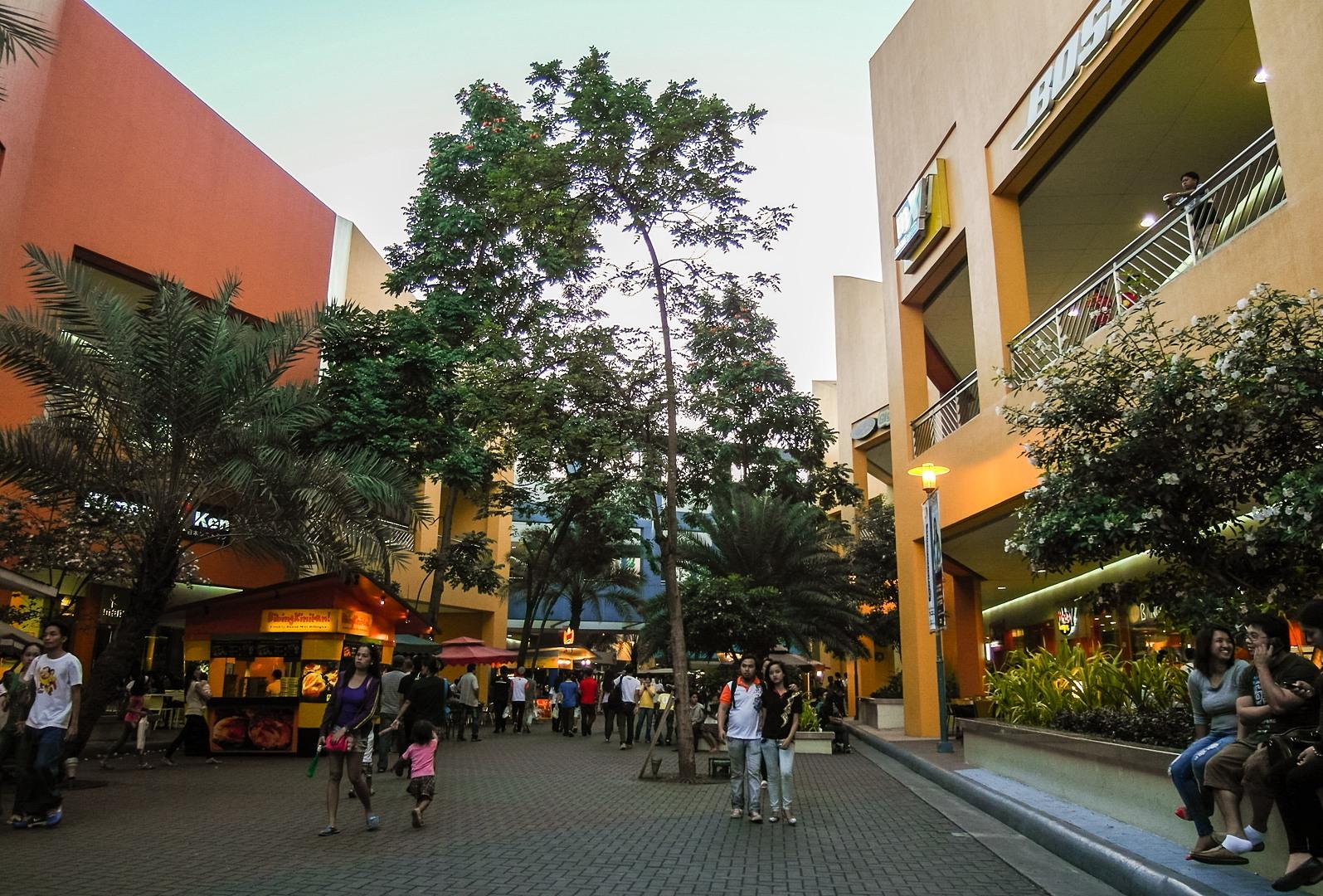 Торговый комплекс Манила, Филиппины