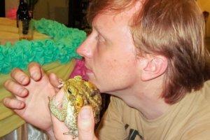 Toad Philippines (Ingerophrynus philippinicus)