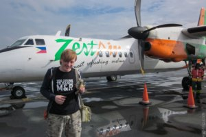 самолёт ZestAir