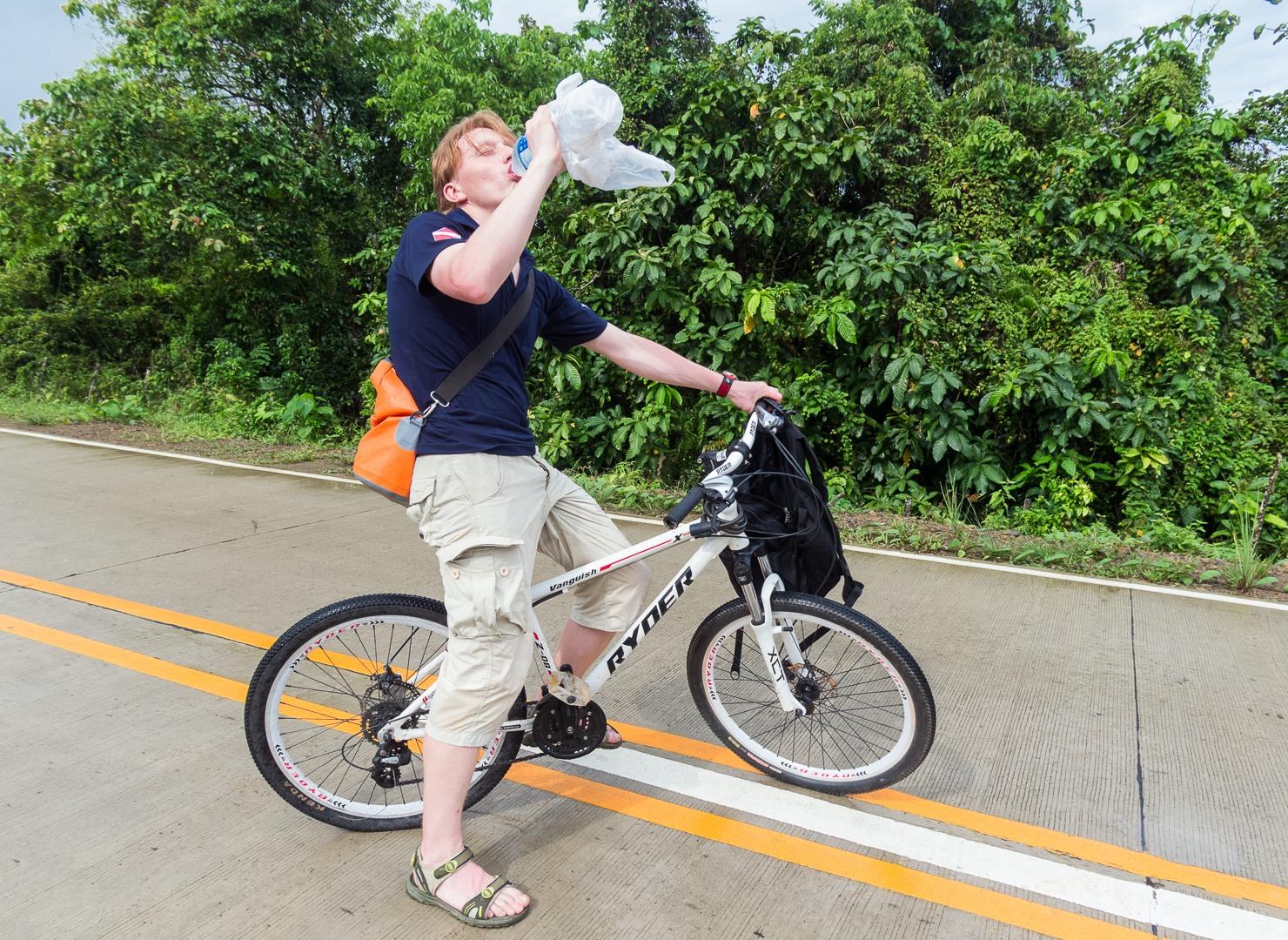 Велопробег, Эль-Нидо, Филиппины