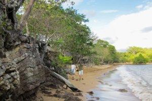 Пляж, о. Бусуанга