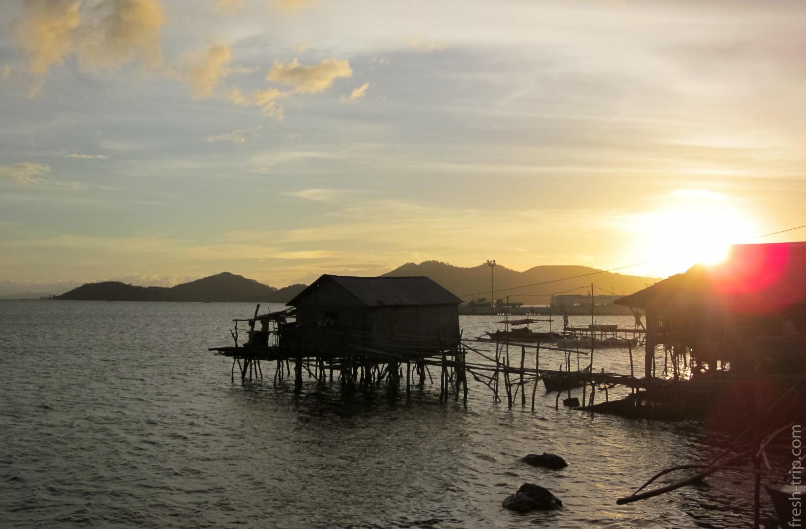 Закат, Филиппины