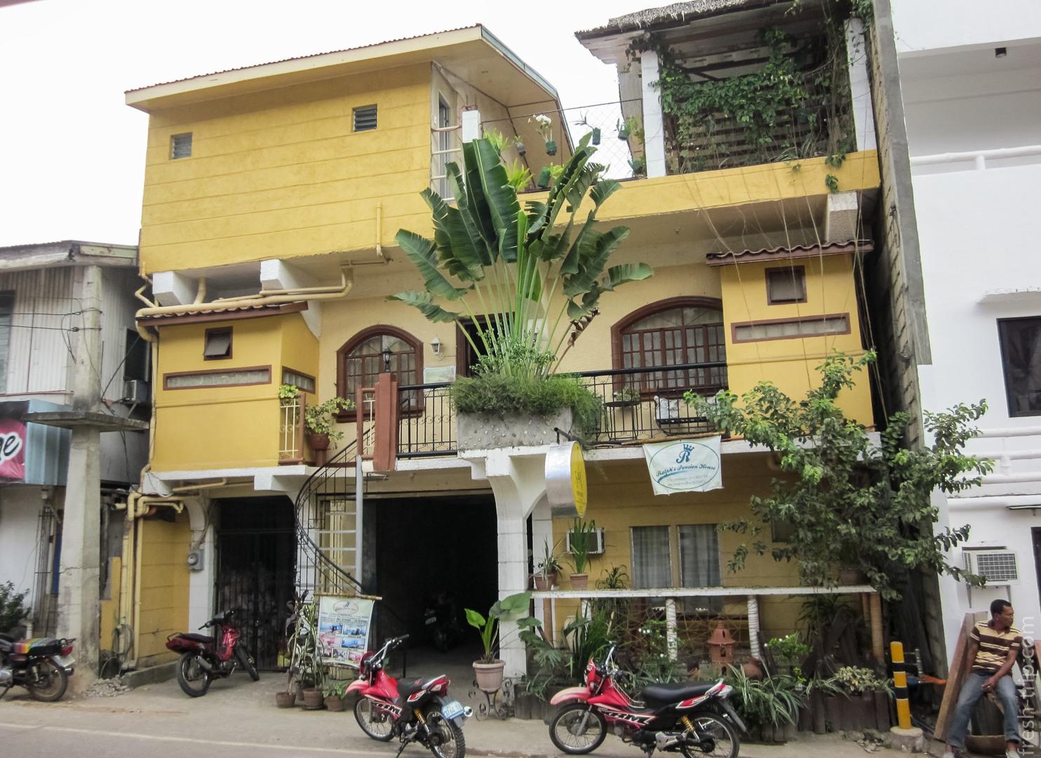 Отель Ralph Pension House, Корон, Филиппины