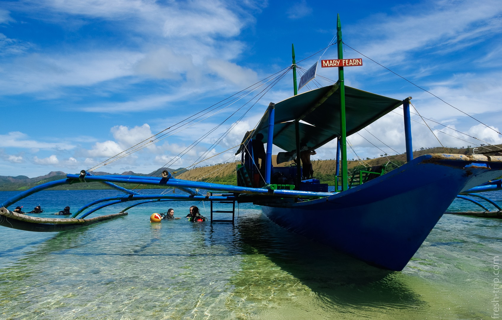 Дайвинг, Филиппины