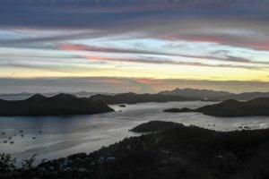 Закат, о. Корон, Филиппины