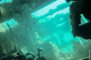 Ship Tangat Gunboat Wreck, Philippines