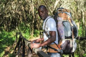 Проводник Дисмас, Килиманджаро