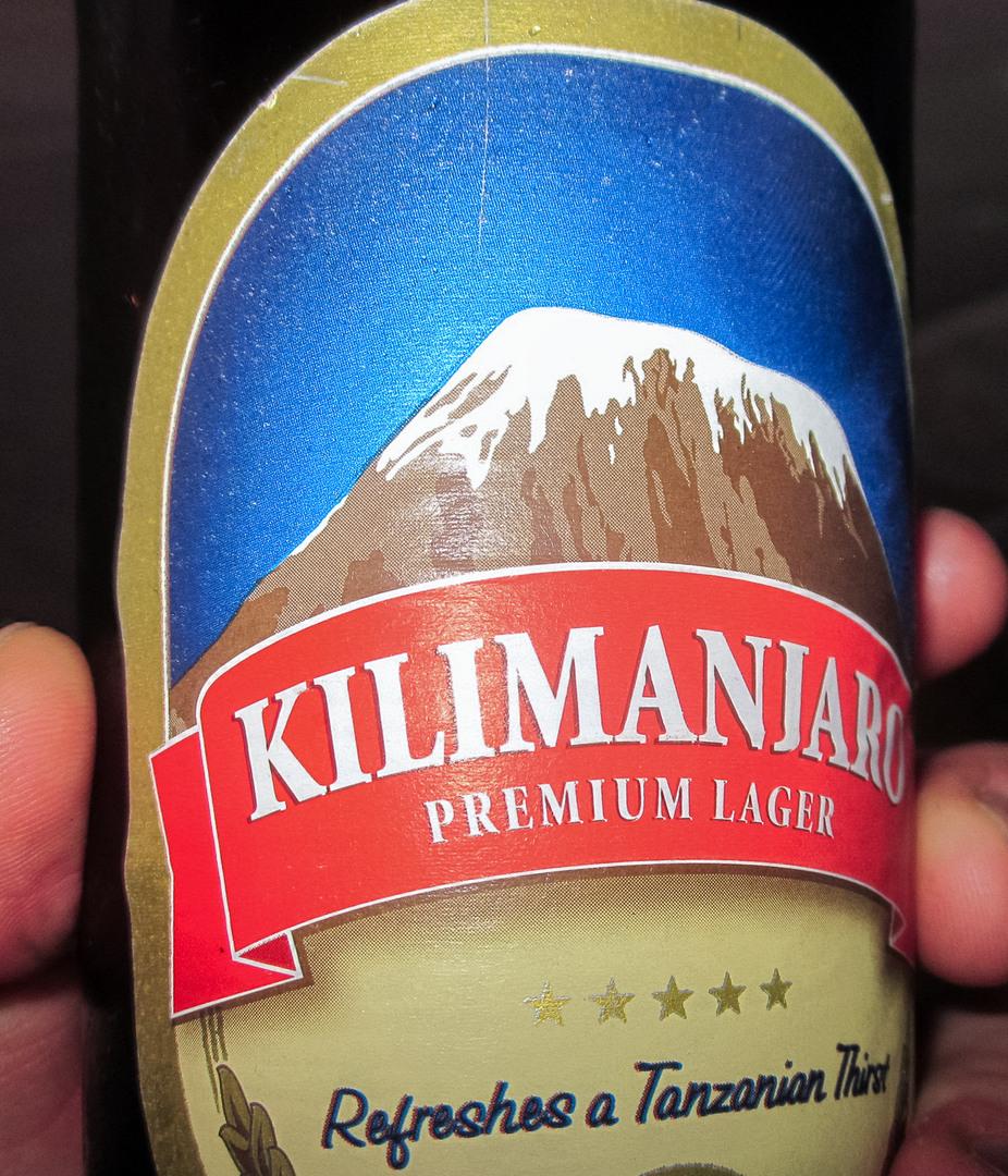 Пиво Kilimanjaro, Танзания
