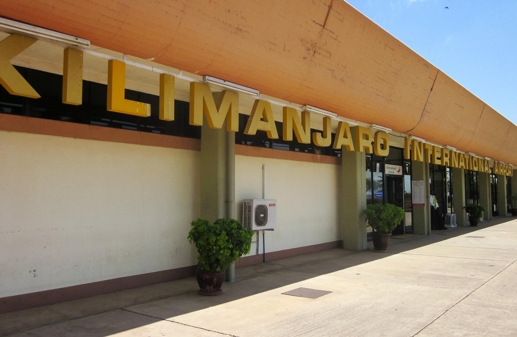 Международный аэропорт Килиманджаро
