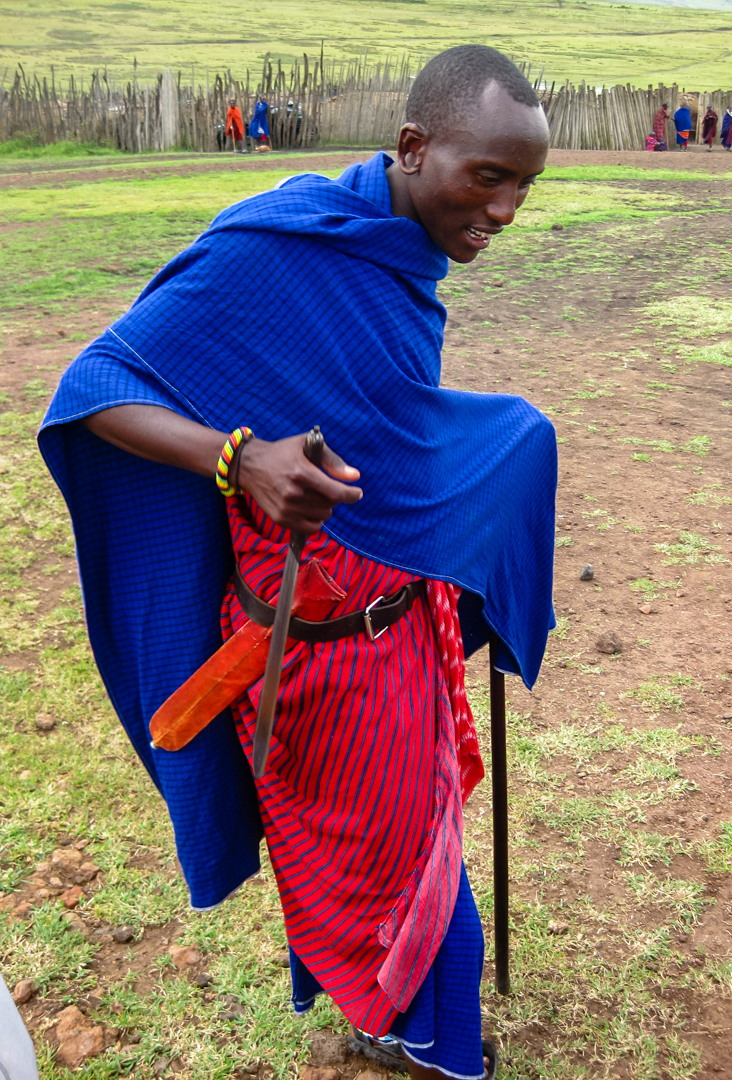 Масай, Нгоронгоро