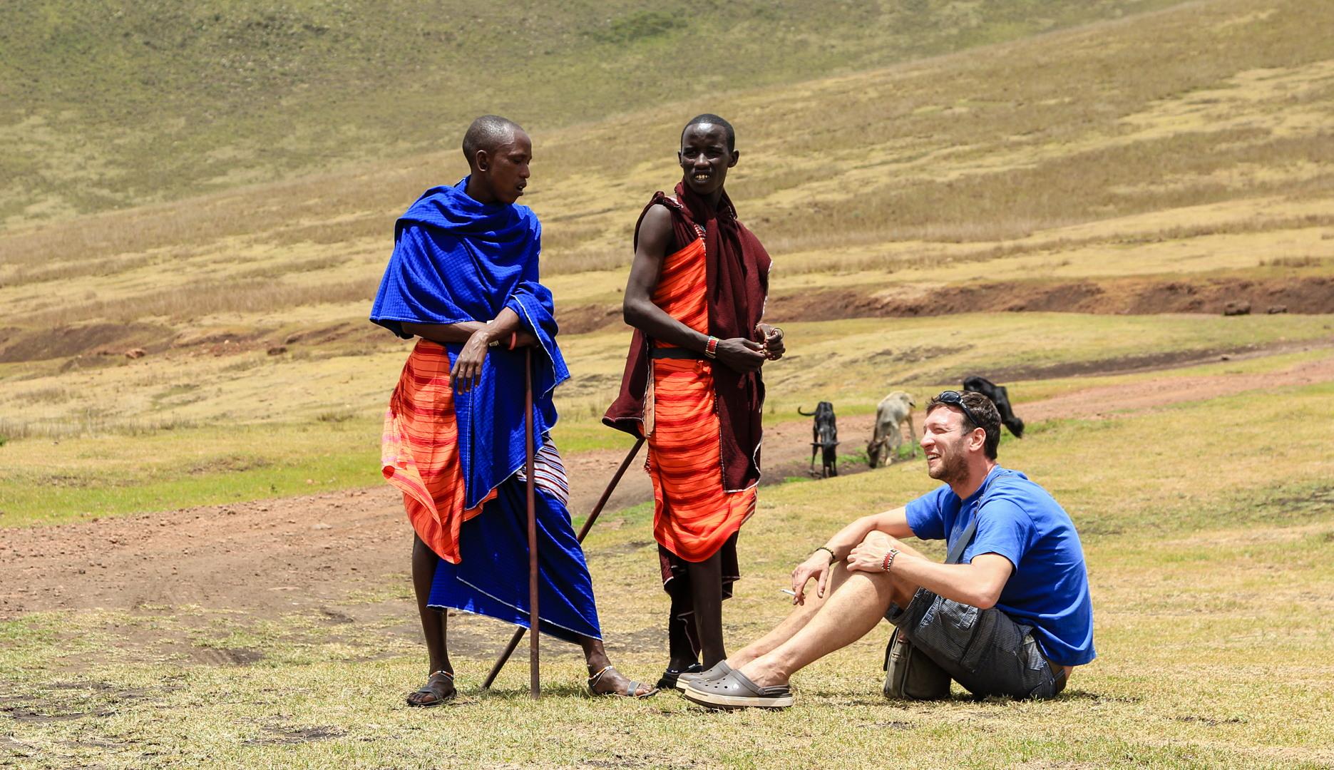 Масаи, Нгоронгоро
