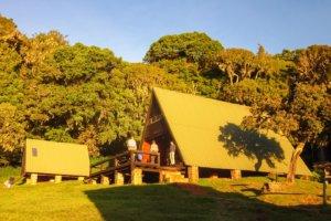 Рассвет на Мандара хатс, Килиманжаро