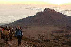Мавензи, Килиманджаро