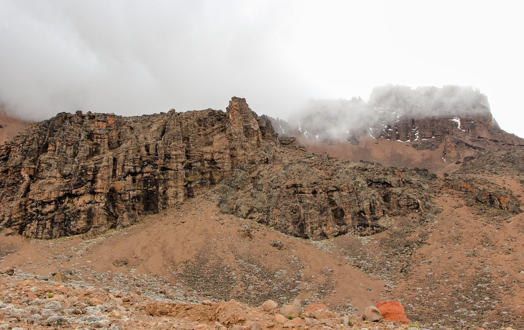 Скалы Мавензи, Килиманжаро