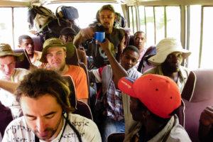 Конец восхождения, Килиманджаро