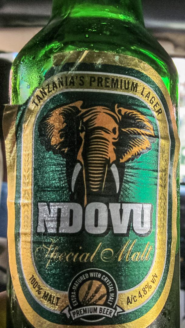 Пиво Ndovu