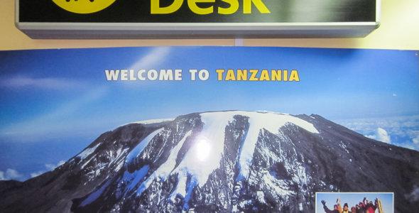 Танзания: Килиманджаро, парки и Занзибар, 2013