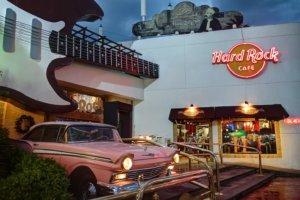 Hard Rock кафе в Шарм-эль-Шейх