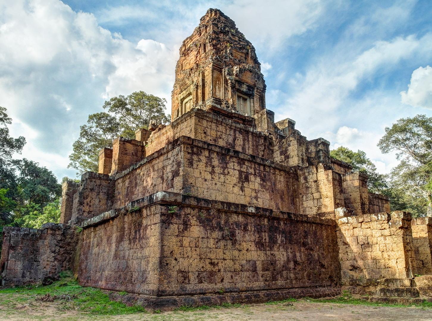 Баксей Чамкронг (Baksei-Chamkrong), Ангкор