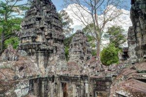 Бантей Кдей (Banteay Kdei), Ангкор