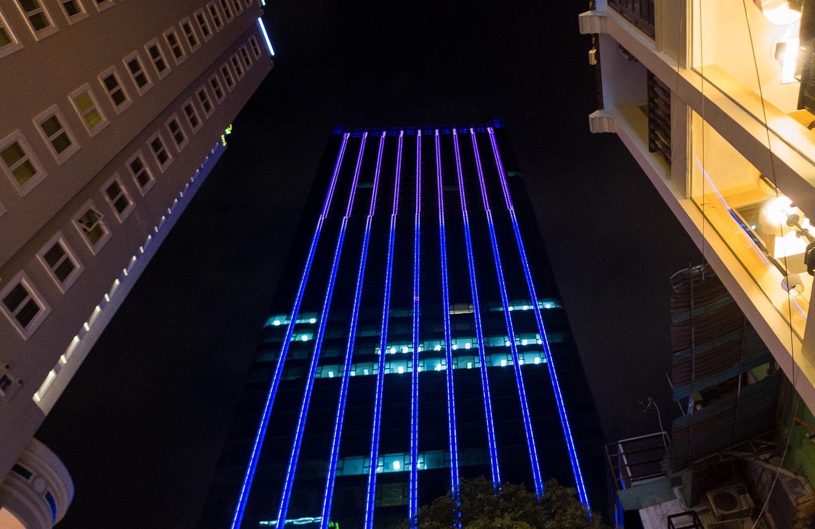 Ночной Сайгон