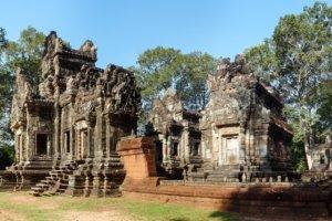 Храм Чау Сай Тевода (Chau Say Tevoda), Ангкор
