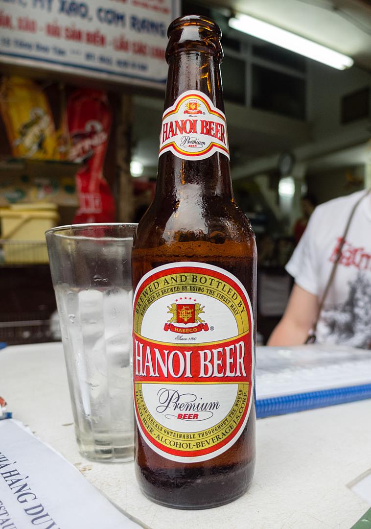Пиво Ханой