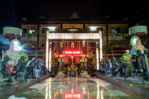 Пагода на Фукуоке