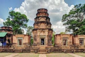 Прасат Краван (Prasat Kravan), Ангкор