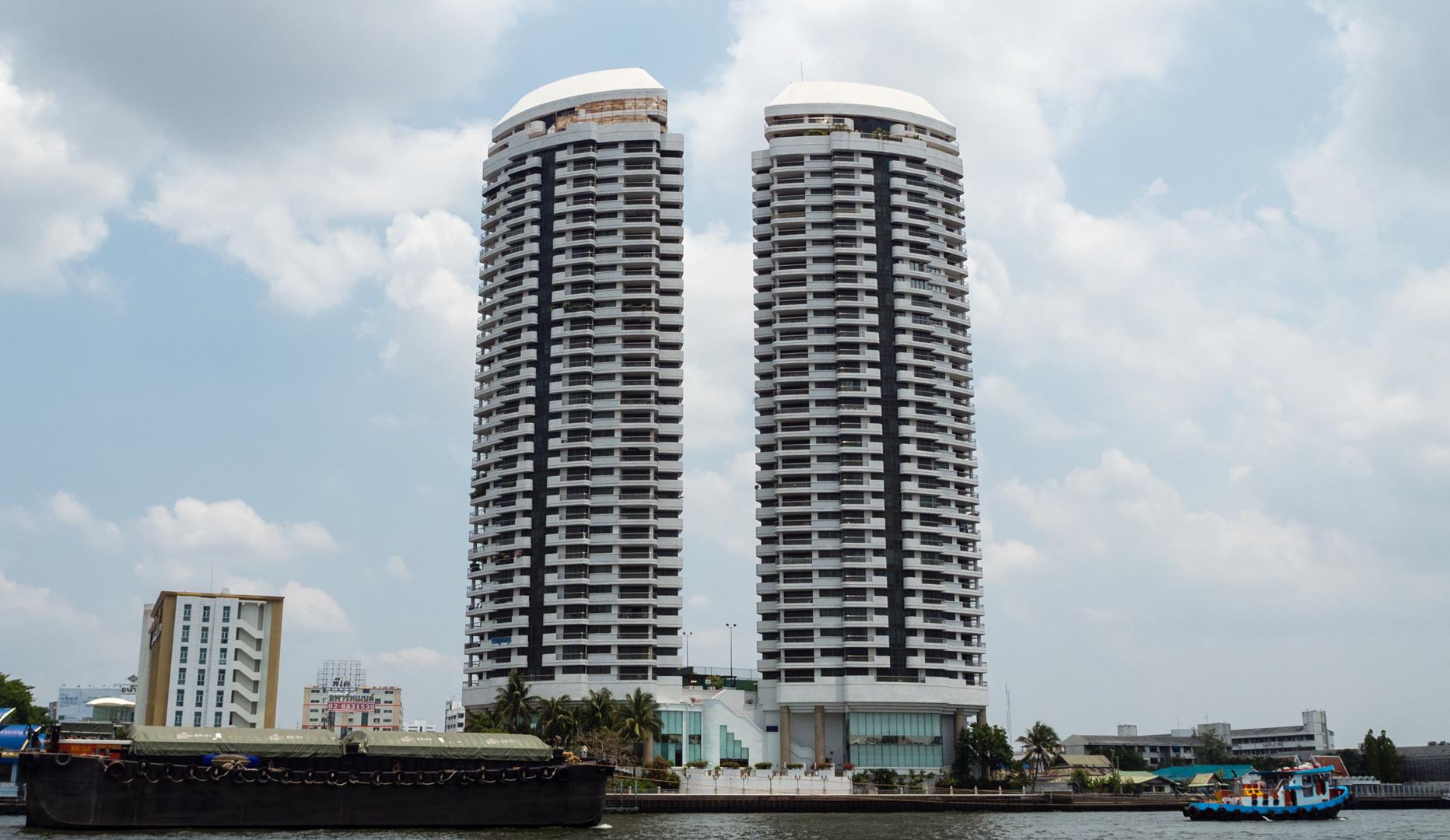 Somdet Phra Pinklao, Бангкок