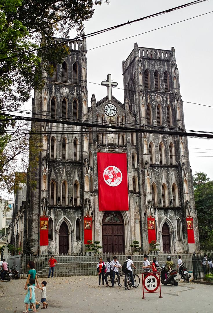 Собор святого Джозефа, Ханой