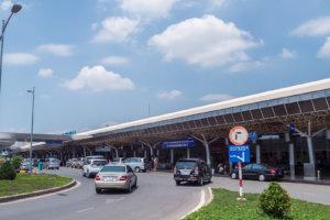 Аэропорт Таншоннят, Сайгон