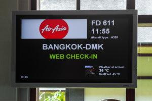 Температура в Бангкоке
