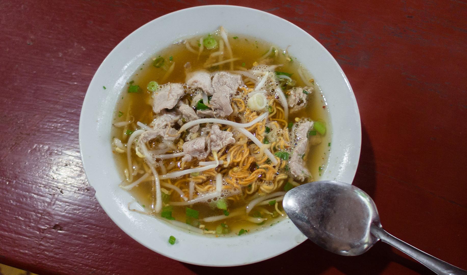Завтрак в кафе, Вьетнам