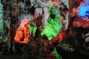 Пещера Hang Dau Go, Халонг