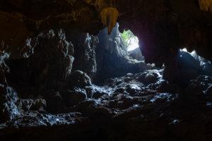 Пещера Ханг Дау Го, Халонг