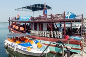Дайвинг-бот Blue Coral Diving, Хойан