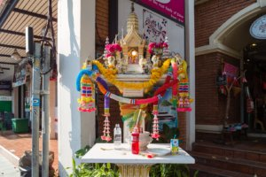 Домик для духов, Бангкок