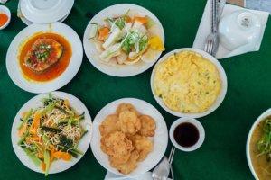 Обед на острове Чам, Хойян