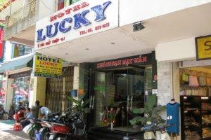 Отель Lucky
