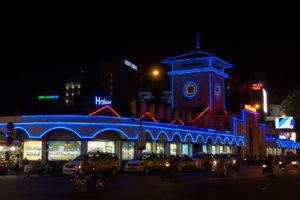 Рынок Бен Тань, Сайгон