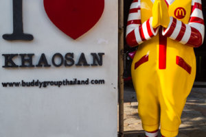 Макдональдс, Бангкок
