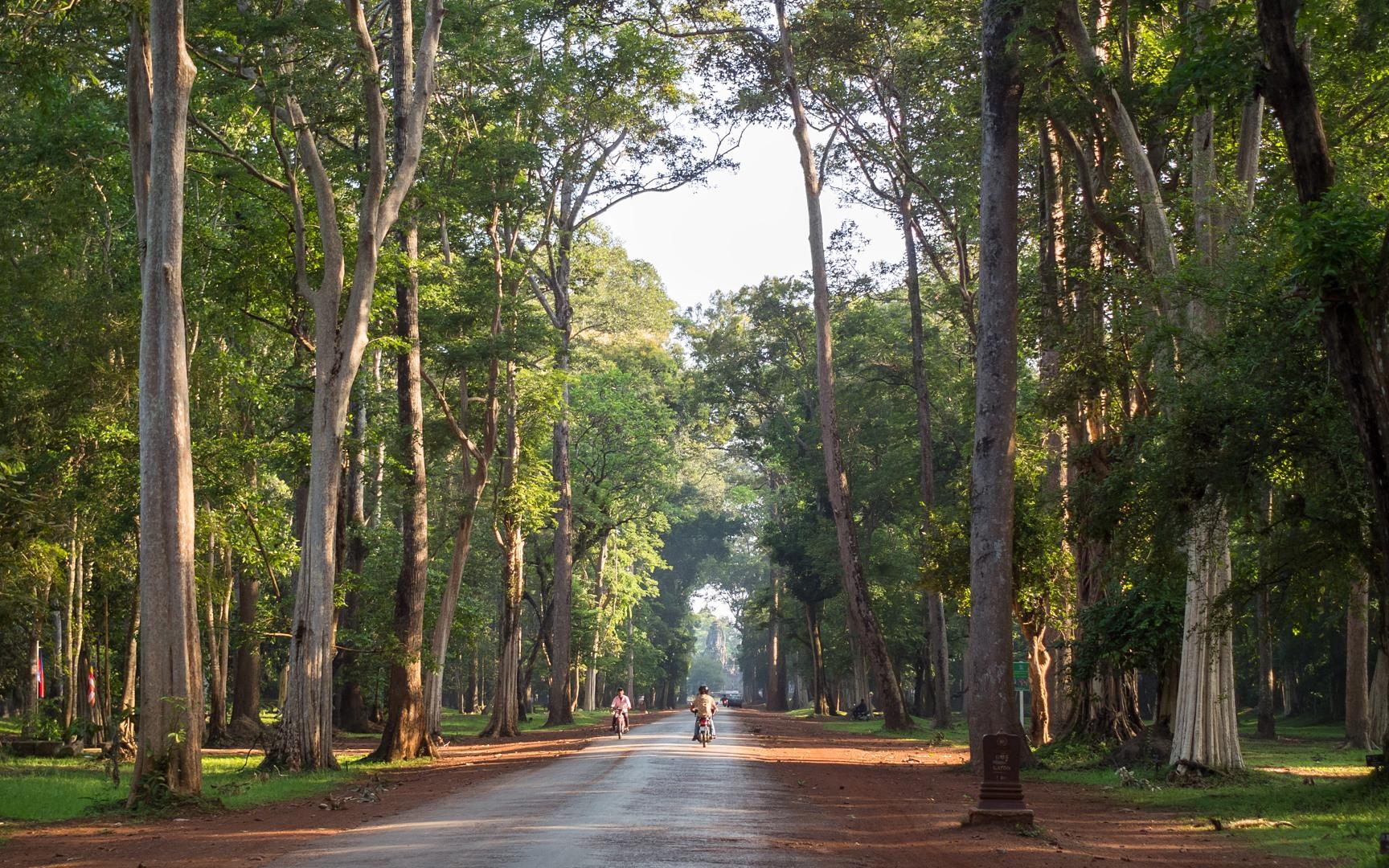 Храм Байон (Bayon Temple), Ангкор