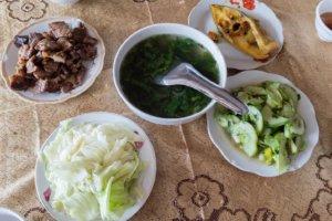 Обед в кафе, Вьетнам